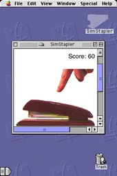 SimStapler Screen