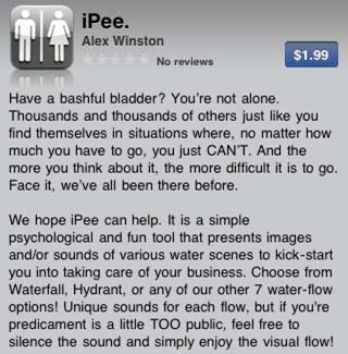 iPee-Screen